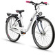 s'cool chiX 26 3-S Juniorcykel Barn alloy vit